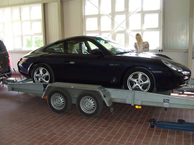 Professionelle Fahrzeugtransporte